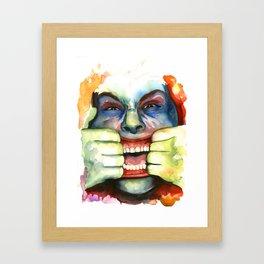 BRONY Framed Art Print