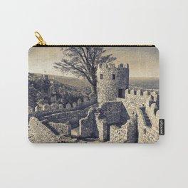 Castelo dos Mouros, Sintra, Portugal Carry-All Pouch
