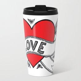 Declare your love! Travel Mug
