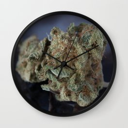 Deep Sleep Medicinal Medical Marijuana Wall Clock