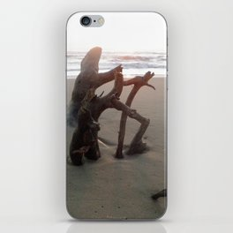 Drift Wood #2 iPhone Skin