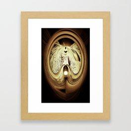 """""""Angel's Released"""" Framed Art Print"""