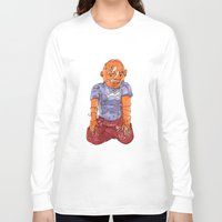ohm Long Sleeve T-shirts featuring Ohm by Masonjohnson