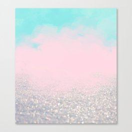 All That Shimmers.. Society6 #decor #buyart Canvas Print