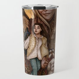 Labyrinth Tribute Travel Mug