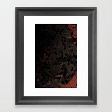 Iphone Cover Framed Art Print