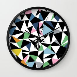 Abstraction Repeat #3 Wall Clock