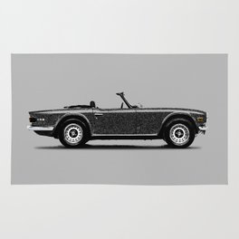 The TR6 Rug