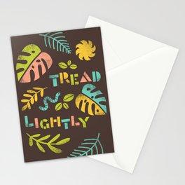 Tread Lightly Stationery Cards