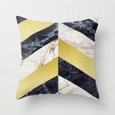 Minimalist bands V Throw Pillow