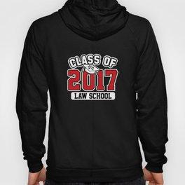 Class Of 2017 Law Hoody