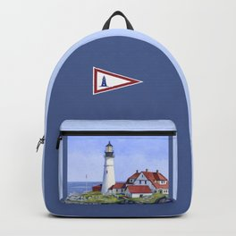 Portland Head Lighthouse Backpack