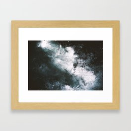 Soaked Framed Art Print