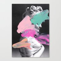 Canvas Prints featuring 118 by Chad Wys