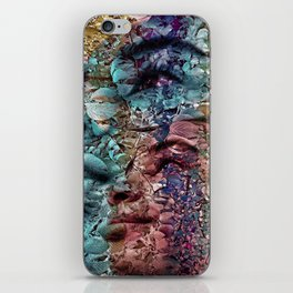 """""""Fall Faces: Camille 2"""" iPhone Skin"""