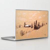 switzerland Laptop & iPad Skins featuring Switzerland by Heather Hartley