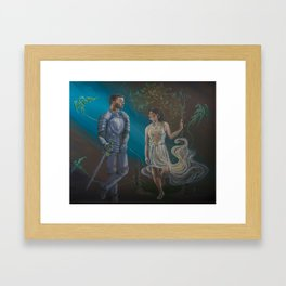 The Summoner's Gate Framed Art Print
