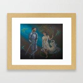 The Summoner's Gate Framed Art Print