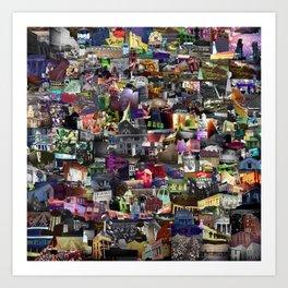 PHOTAMERICA: MISSISSIPPI 2 Art Print
