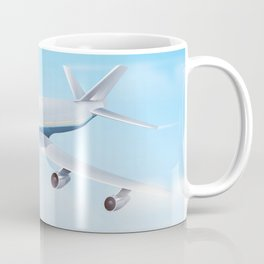 See America - Fly today! Poster Coffee Mug