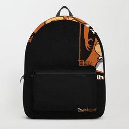 Enter the Samurai Backpack