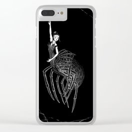 My Time to Shine Clear iPhone Case