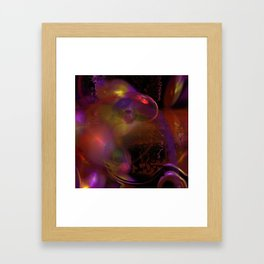 Sazam Framed Art Print