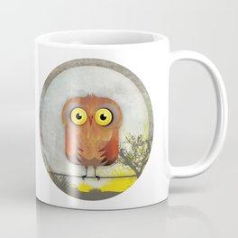 Toast Owl Coffee Mug