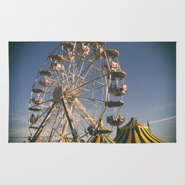 Wheel Ferris Rug