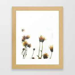 It's All A Dream. Framed Art Print
