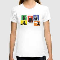 guardians T-shirts featuring Guardians by PeterParkerPA