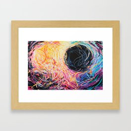 Astranomelly Framed Art Print