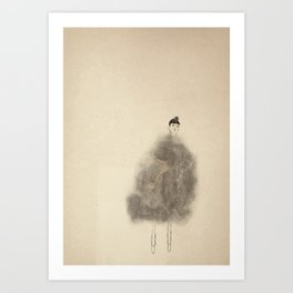 The Self Art Print