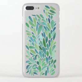 drops Clear iPhone Case