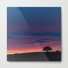 Early morning tranquility Metal Print
