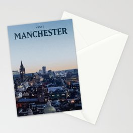 Visit Manchester  Stationery Cards