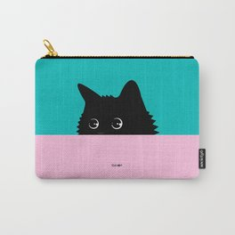 Kitty Cute Carry-All Pouch