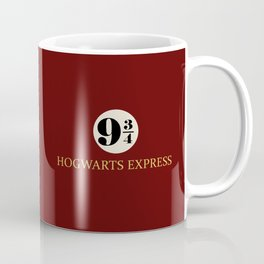 Platform 9 3/4 Coffee Mug