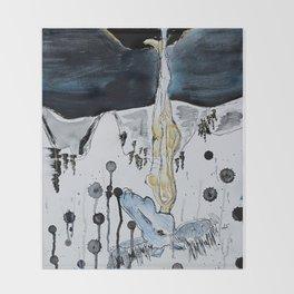 Moose – Outlook Throw Blanket