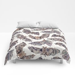Bat Collection Comforters