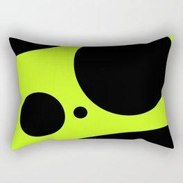 Arbitrary Orbit VI Rectangular Pillow
