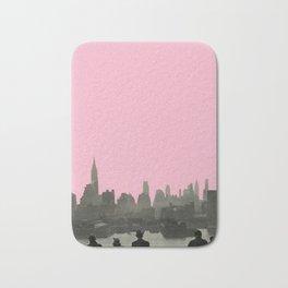 New York Nights Bath Mat