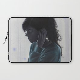 No One Said It Would Be Hard Laptop Sleeve