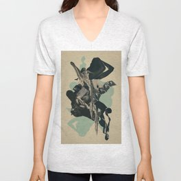the view within Unisex V-Neck