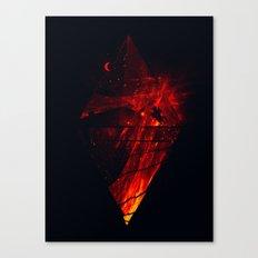 The Firestarter Canvas Print