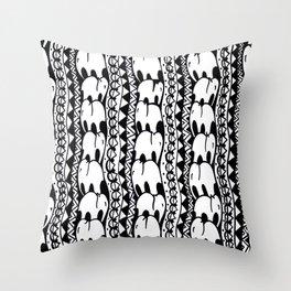 ellifant Throw Pillow