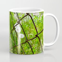 Fenced Wishes Coffee Mug
