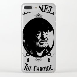 The Chronic Clear iPhone Case