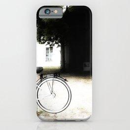 biking & relaxing iPhone Case