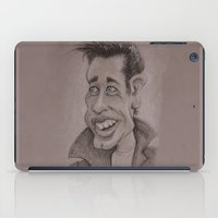 danny haas iPad Cases featuring Danny by chadizms